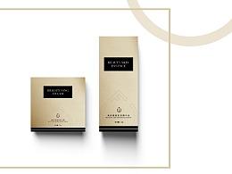 美肌系列化妆品包装设计