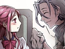 【百诡谈】完美漫画短篇《爱之名》:第1话