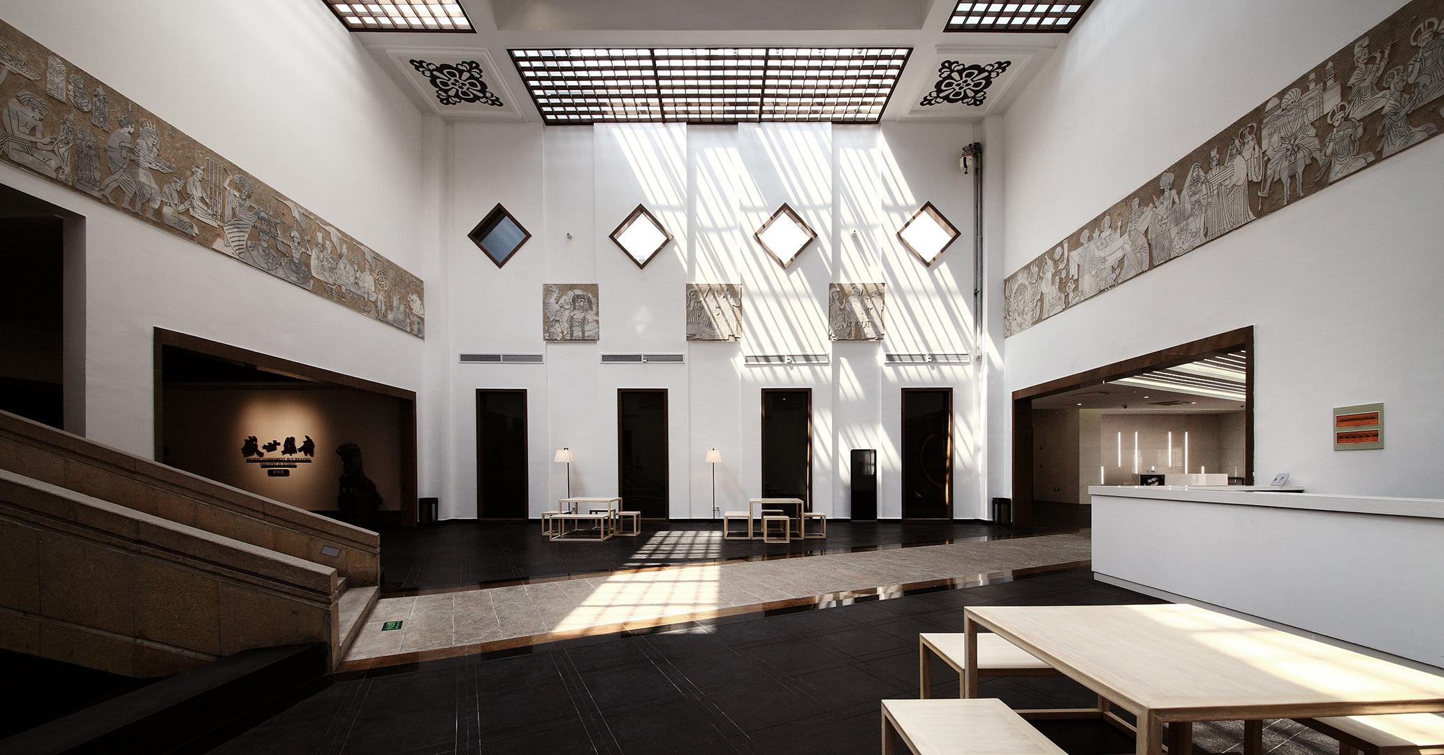 苏州虎丘_苏州丝绸博物馆|空间|室内设计|HUBERT杨 - 原创作品 - 站酷 (ZCOOL)