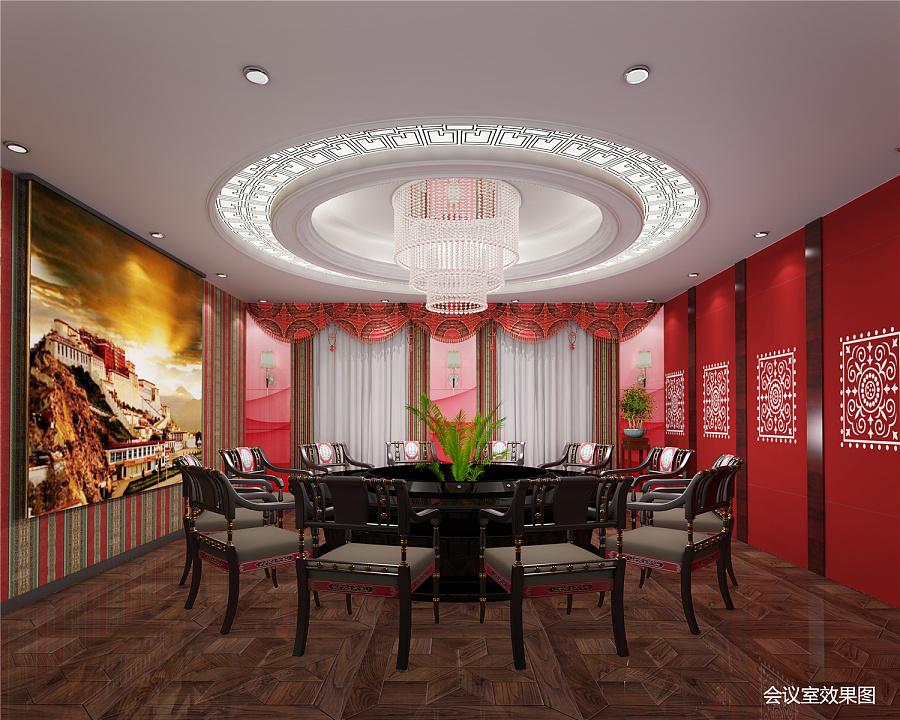 玉树藏族自治州灾后纪念馆设计|室内设计|空间/建筑图片