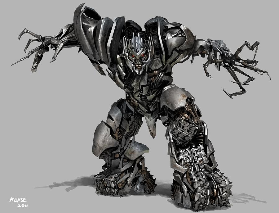 Megatron WFC  Transformers Wiki  tfwikinet
