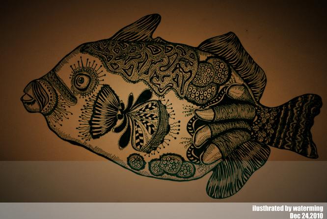年年有鱼儿