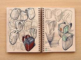 工业设计草绘笔记/邦陈设计