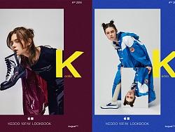 Keddo 18F/W Lookbook
