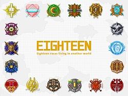 图标设计 十八(Eighteen)