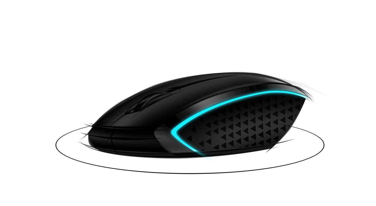 鼠标外观设计-深圳首脑工业设计公司-鼠标设计