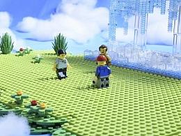 【定格动画】天空之城 不是一天建成的