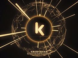 《数字资产管理Kcash》科技MG动画【一米天】