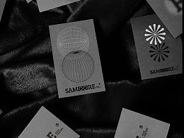 SAMOORE电影工厂品牌VI设计