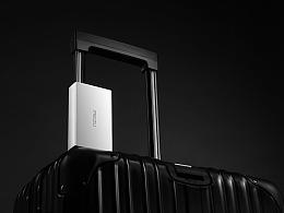 魅族多口充电器 电子产品摄影 广告摄影 产品静物拍摄