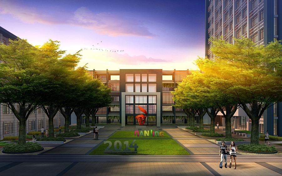 南京市高校校园植物配置
