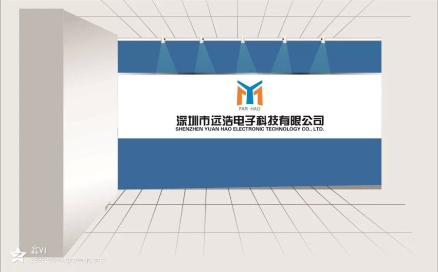 远浩街道logo字体设计|标志|品牌|李鑫设计-原湖南省建筑设计院平面图片