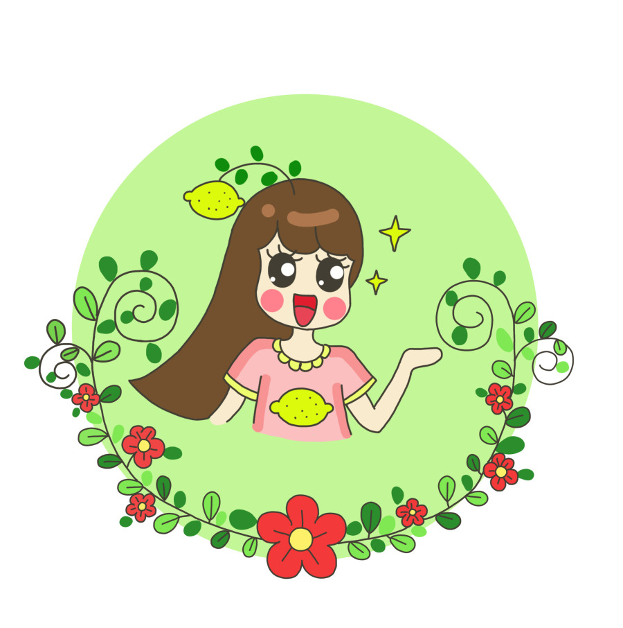 同学动漫的柠檬1|单幅漫画|表情|M小姐m-原漫画柠檬不道德图片