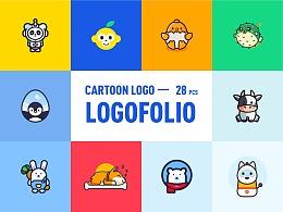 2019卡通logo合集