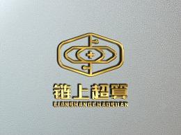 LOGO 区块链和大数据 链上超算logo