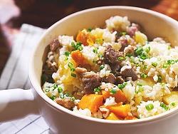 羊肉焖饭 | 味蕾时光