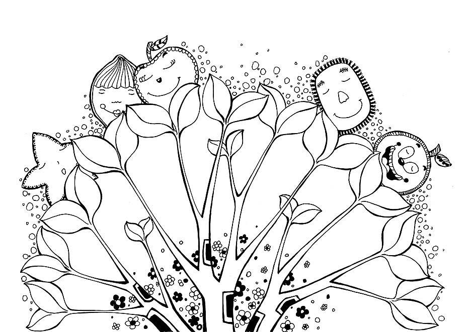 毕业设计:时光记-纪念儿时的果树林图片