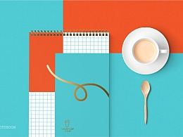 幸运咖 咖啡品牌 秋季风格主视觉设计
