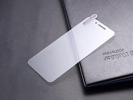 手机钢化膜拍摄,苹果7紫光手机膜