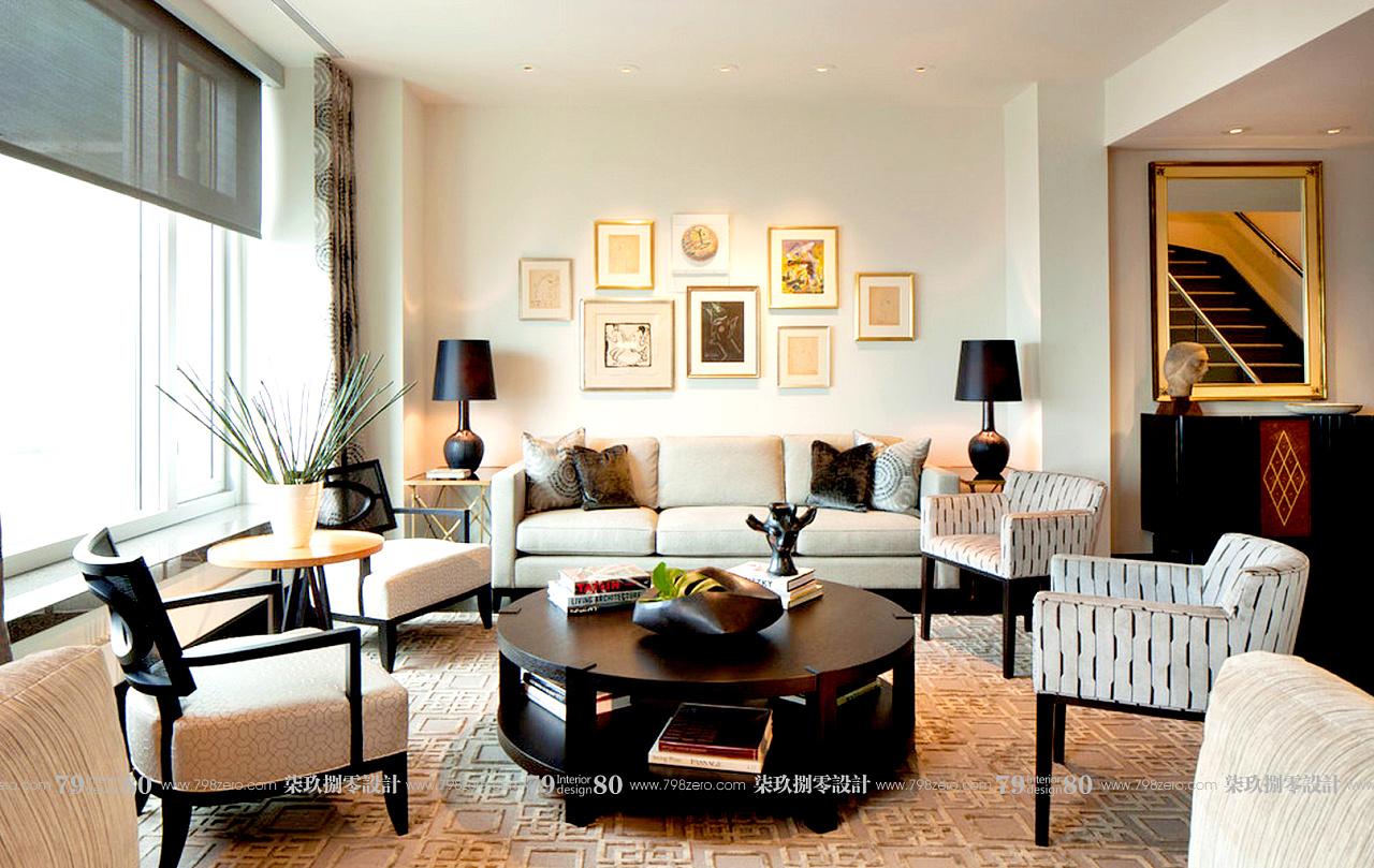 港式风格设计作品 —— 七九八零|空间|室内设计|7980图片