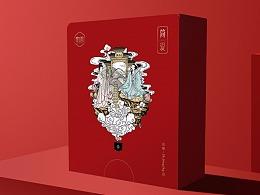 官山红品牌全案策划设计