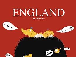 英语本 封面设计
