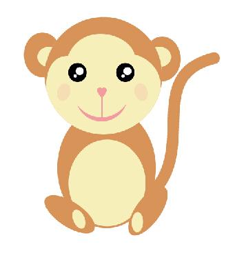 救兵派来的猴子  插画 weiliww - 原创设计作品 -