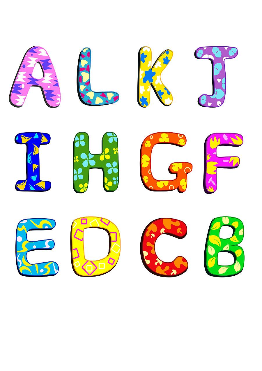 字母设计|字体/字形|平面|芳图片