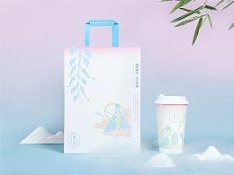 如何用国风文化打造茶饮品牌?宫豆计品牌全案策划设计