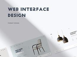 近期网页design习作合集
