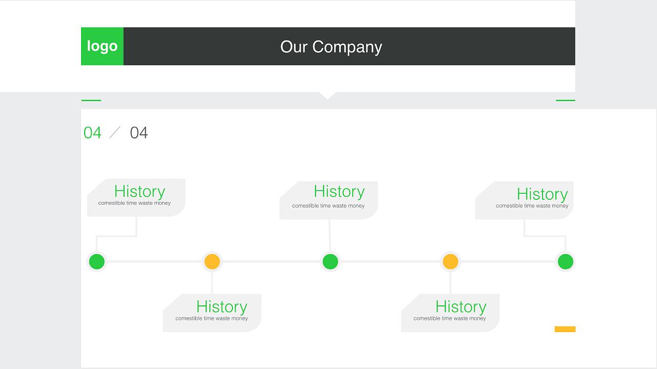 企业,个人商务演示专属,ppt,keynote模板图片