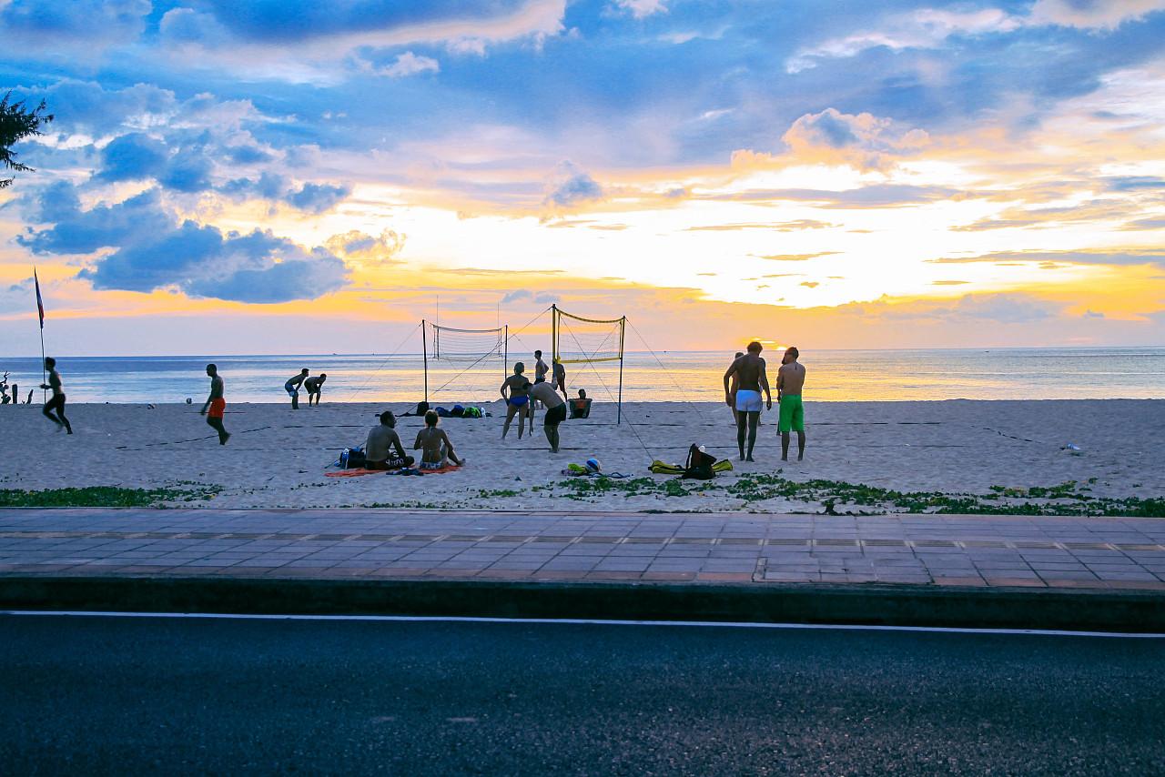 泰国行之泰海边|v游记|游记|yokit-原创作品-站1别墅虹梅图片