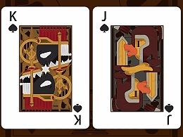 B.Duck小黄鸭 x ZCOOL站酷联名扑克