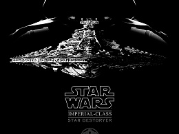 Ⓓ STAR WAR Poster Design