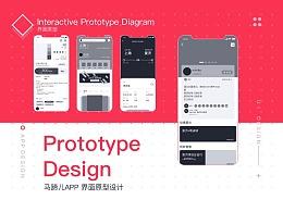 马蹄儿 - 原型设计
