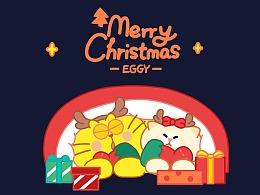圣诞节朋友圈配图为你准备好了!
