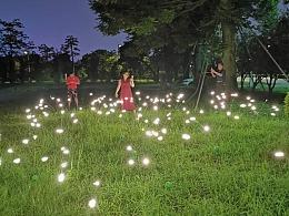 动态LED萤火虫灯 专业制作厂家铭星工厂现货供应 专利