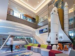 【艾比象国际育儿中心】——山东济南瑞光建筑空间摄影