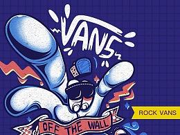 ROCK VANS