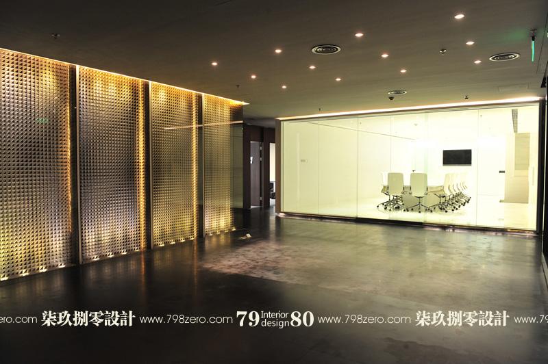 七九八零室内设计办公案例设计商用|室内飞扬logo设计图片
