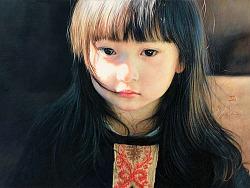 彩铅画-刘楚恬