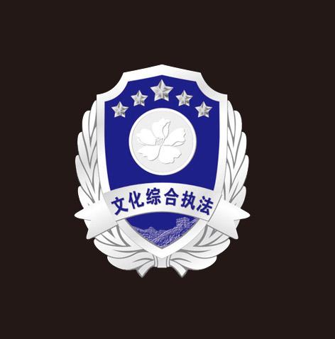 综合执法_文化执法大队logo