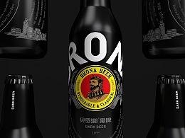 BRONA 啤酒全案
