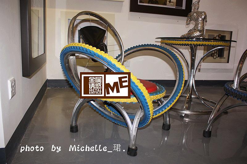 创意 时尚 个性 轮胎椅子
