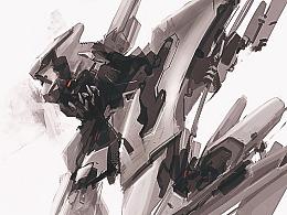 概念机甲设计2003