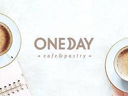 ONEDAY咖啡 视觉设计 /三非三/