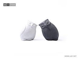 觉一FONE/混凝土水泥摆件【猫头鹰 OWL】