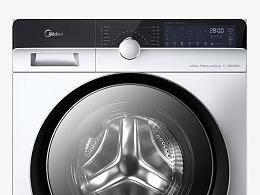 美的智能洗衣机