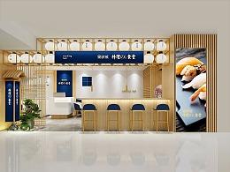 黑眼熊(料理食堂)全案设计 - 餐饮设计