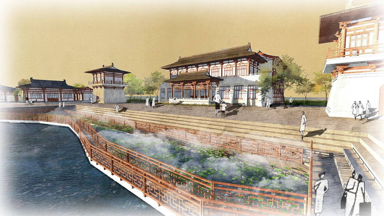 三国文化主题公园设计